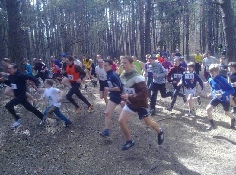 Lietuvos bėgimo mėgėjų asociacijos renginys