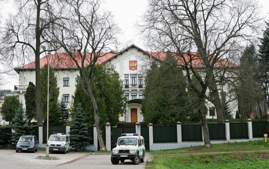 Rusijos ambasados pastatas Vilniuje