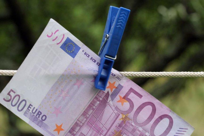Pasaulį krečia finansų krizė.