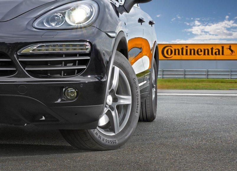 """""""Continental e.Contact"""" padanga"""