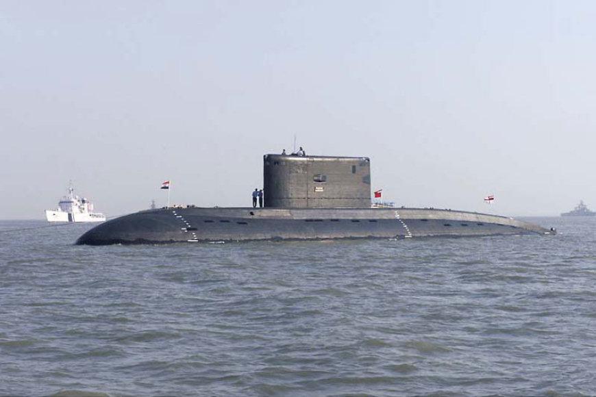 """Indijos """"Kilo"""" klasės povandeninis laivas"""