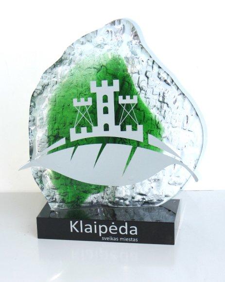 Sveikiausia uostamiesčio įmonė bus apdovanota statulėle.