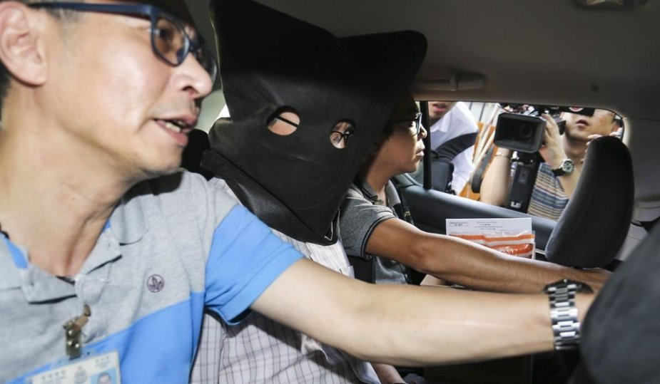 Honkonge suimtas anestezuotojas