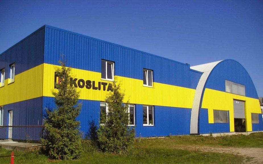 """UAB """"Koslita"""" paisnaudojusi ES struktūrinių fondų parama sukūrė rūgštinį plovimo dezinfekcijos koncentratą."""