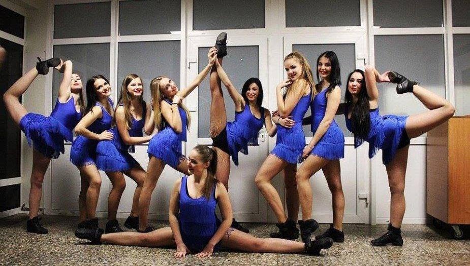 Trakų šokėjos