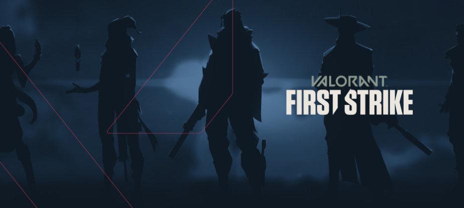 """""""Valorant"""" """"First Strike"""" turnyras"""