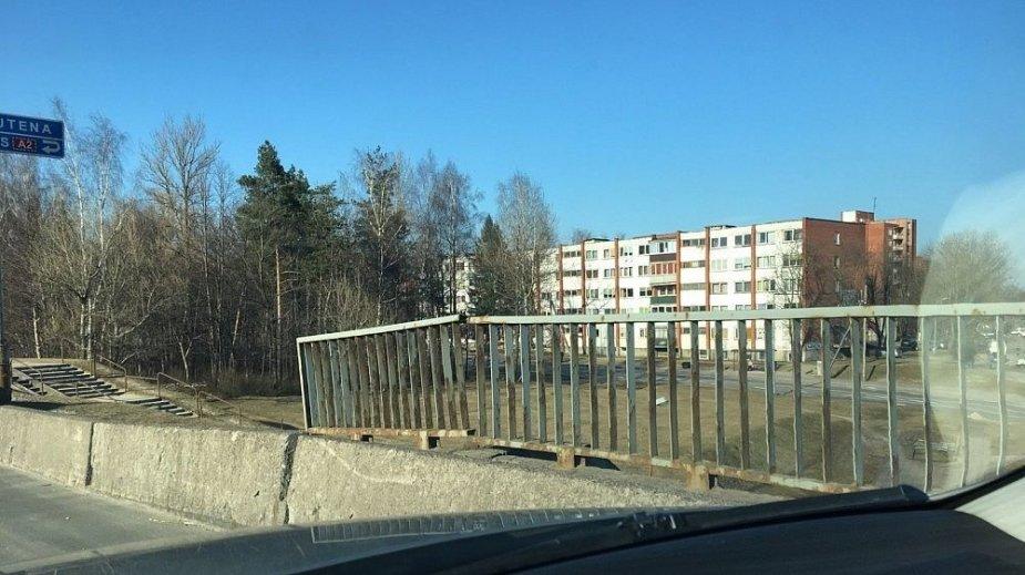 Tiltas Vilniuje