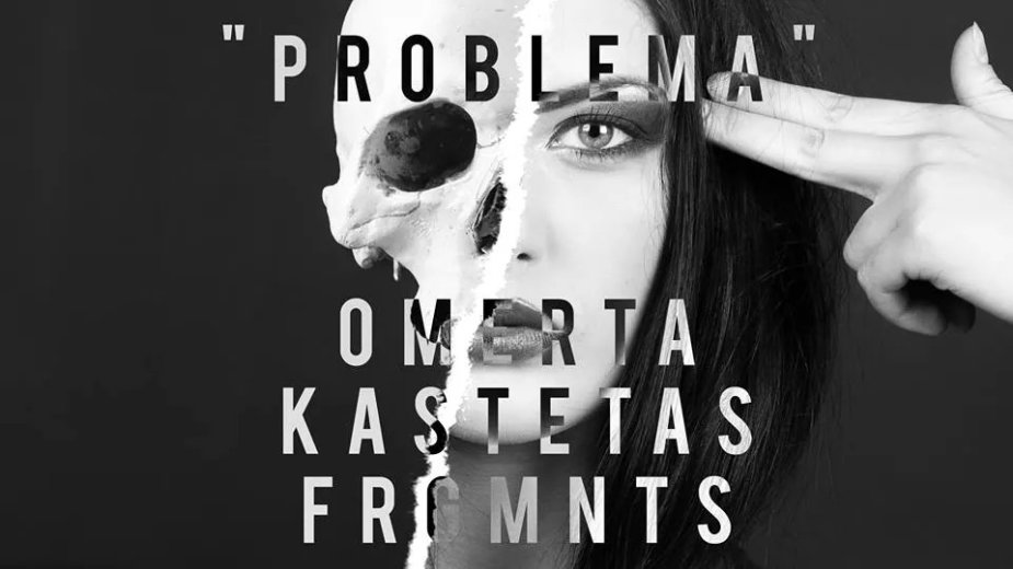 """Ometros dainos """"Problema"""" viršelis"""