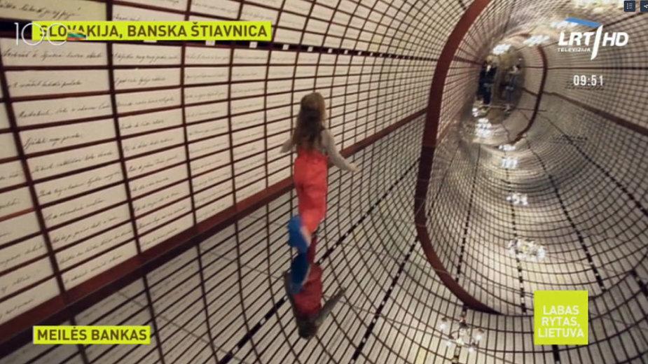 Slovakijos miestelis siekia atimti meilės miesto titulą iš Veronos.