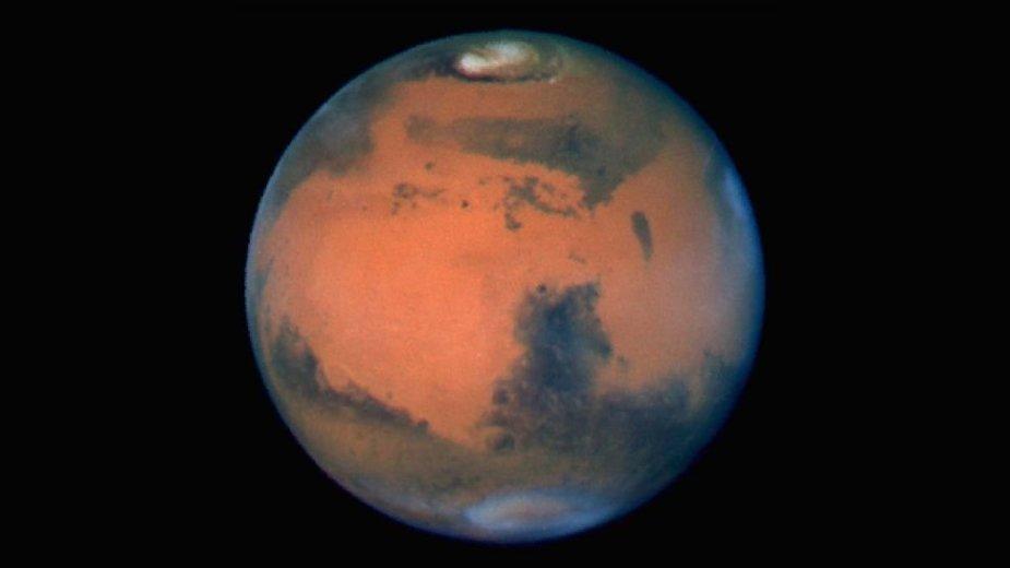 Marsas pavasarį