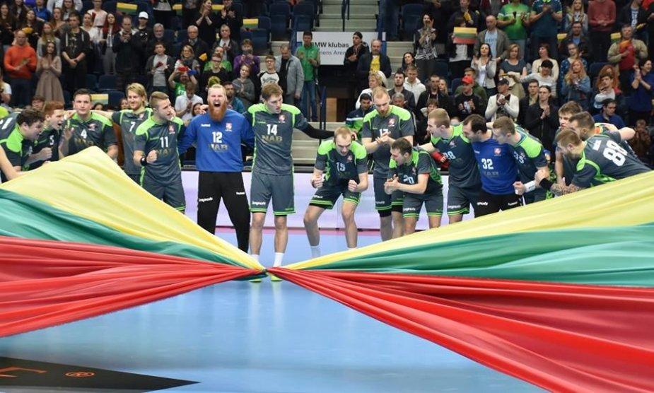 Lietuvos rankinio rinktinė