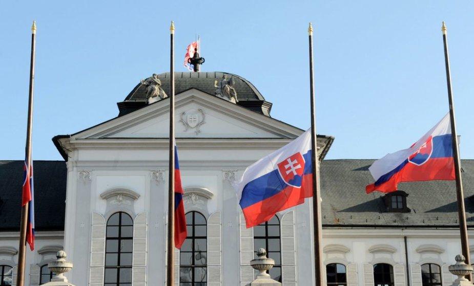 Slovakijos vėliava