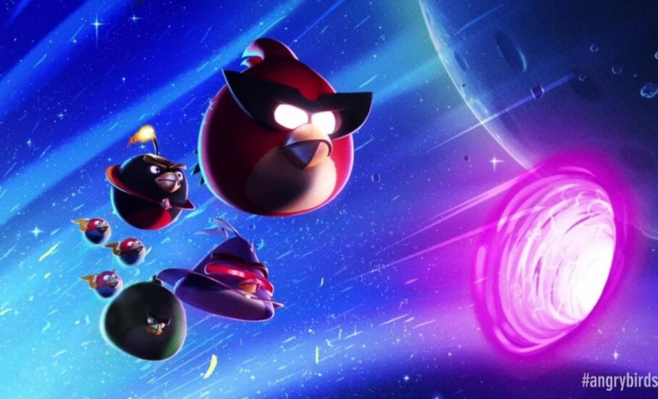 """Angry Birds Space"""