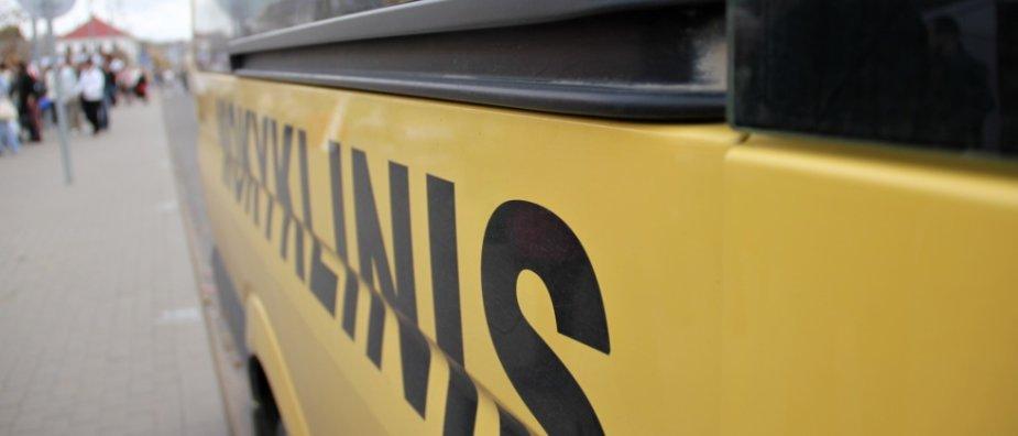 Mokyklinis autobusiukas