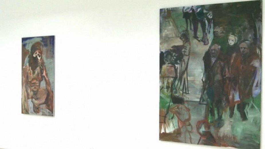 Scenografas Gintaras Makarevičius surengė parodą, kuria nustebino ir jo kūrybą gerai pažįstančius menotyrininkus