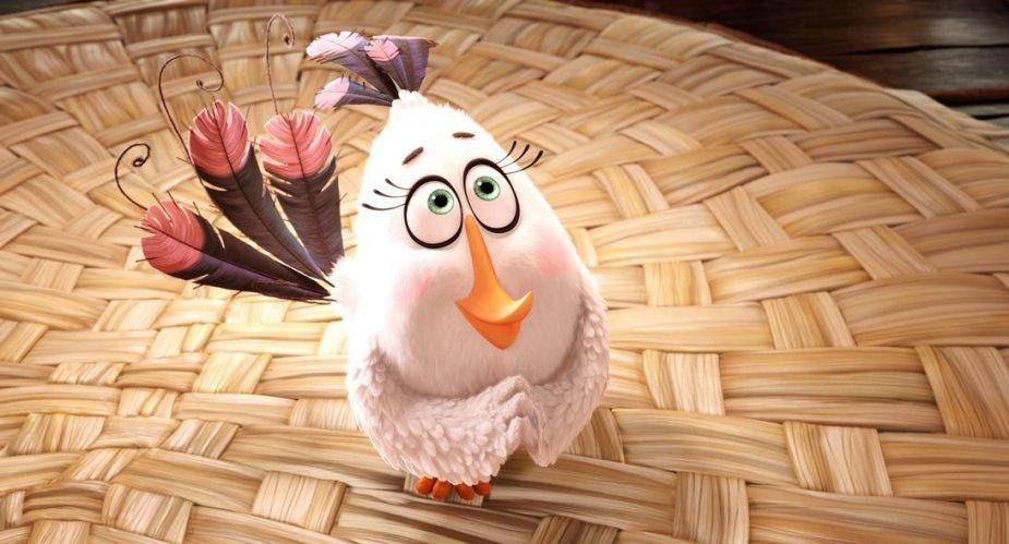 """Kadras iš filmo """"Piktieji paukščiai"""""""