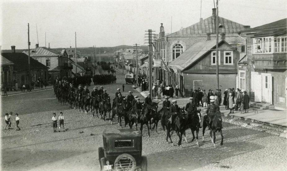 Tarpukario Lietuvos kariuomenė