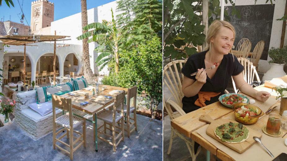 Restoranai Maroke