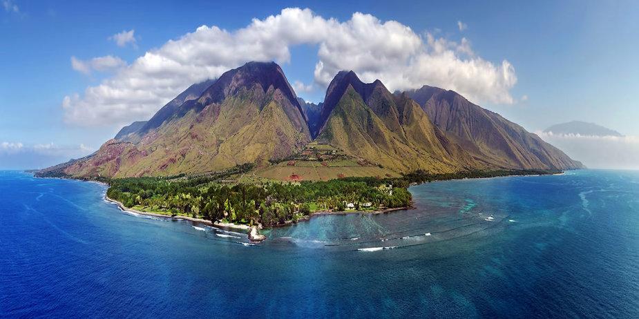 Maui sala, Havajai, JAV