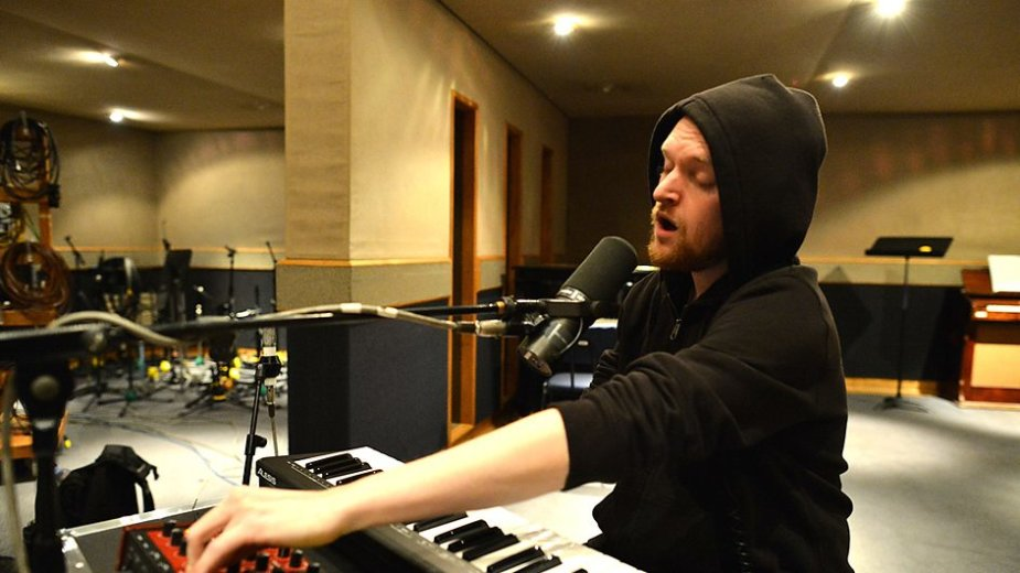Sohn BBC Maida Vale studijoje