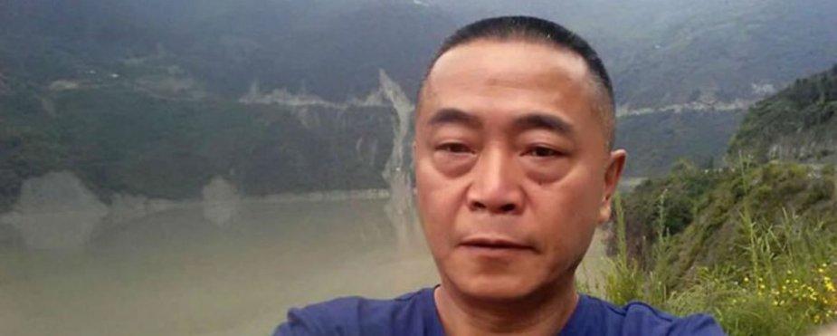 Kinijos disidentas Huang Qi