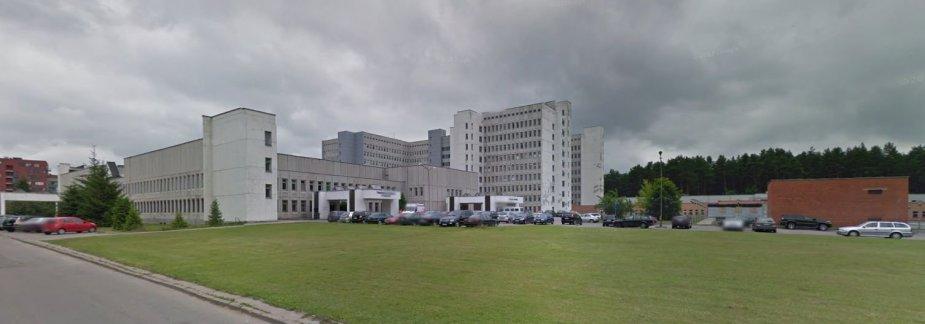 Greitosios pagalbos ligoninė Vilniuje