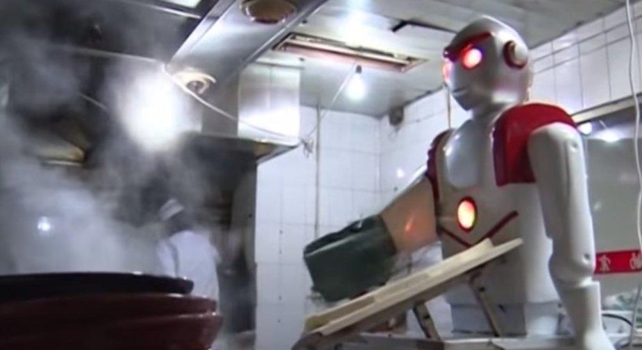 Robotas virtuvėje