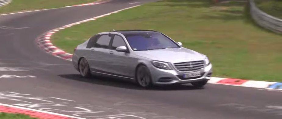 """""""Mercedes-Benz S-Class Maybach"""""""