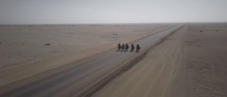 Kelionė po Namibiją