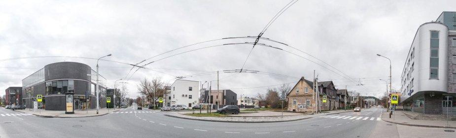 """""""Citus"""" skelbia architektūrinį konkursą naujam biurų pastatui Žvėryne"""