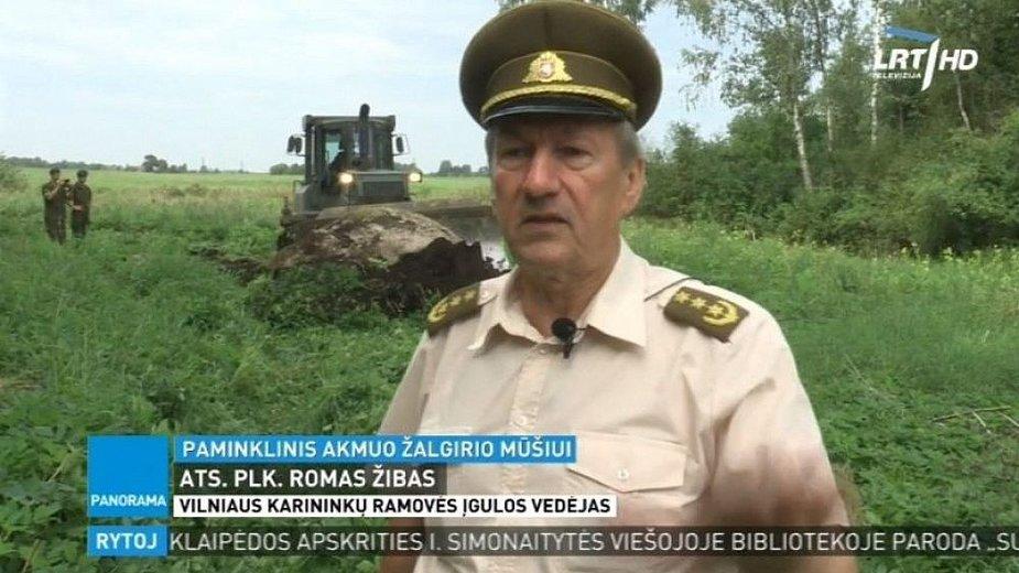 Akmuo iš Kupiškio rajono laukų bus pastatytas Žalgirio mūšio vietoje.