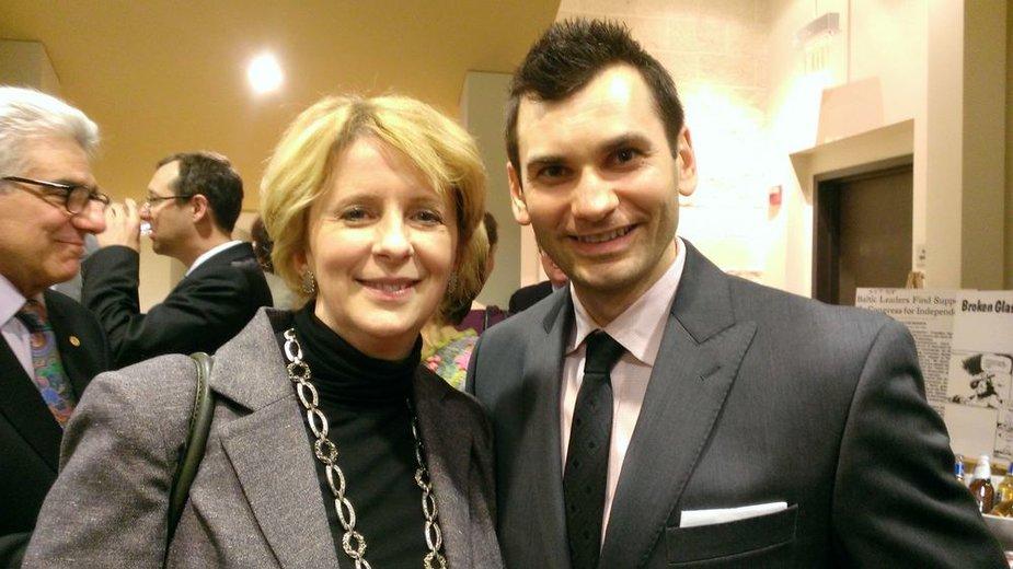 JAV ambasadorė Lietuvai Deborah A. McCarth