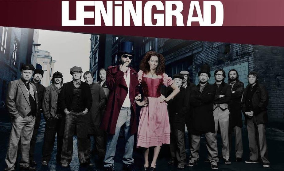 "Grupė ""Leningrad"" koncertuos Karklės festivalyje."