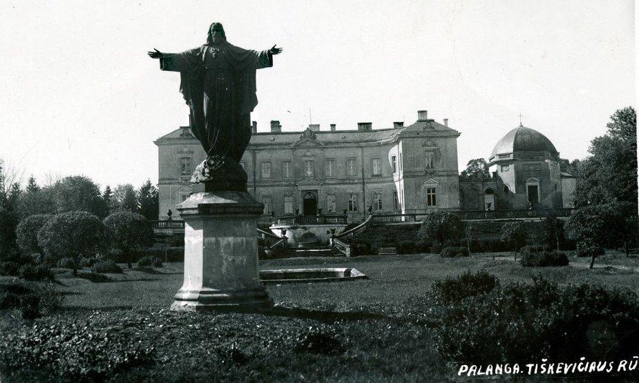 Grafų Tiškevičių dvaro rūmai