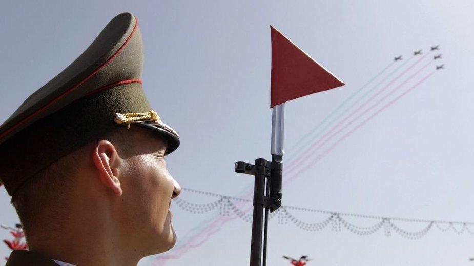 Baltarusijos nepriklausomybės dienos minėjimas