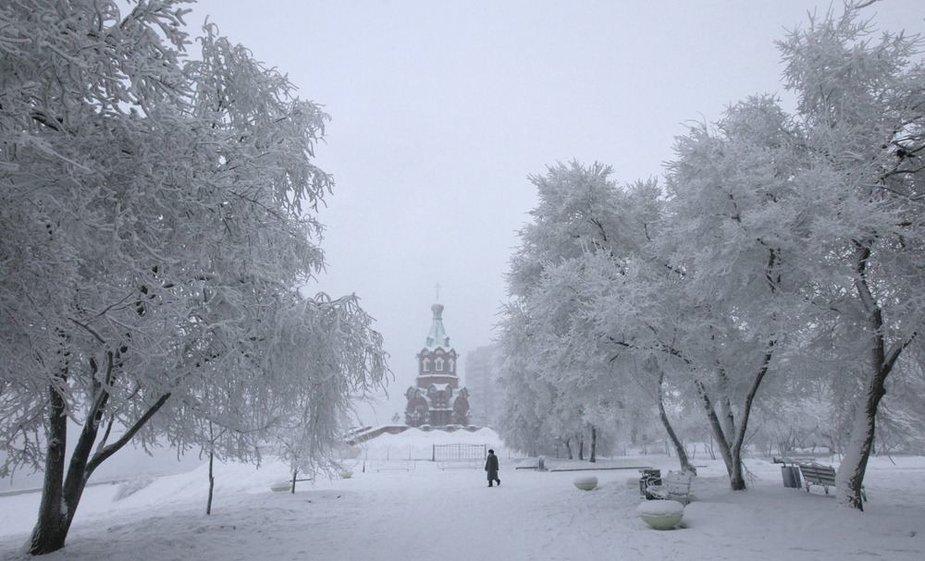 Bažnyčia Krasnojarske
