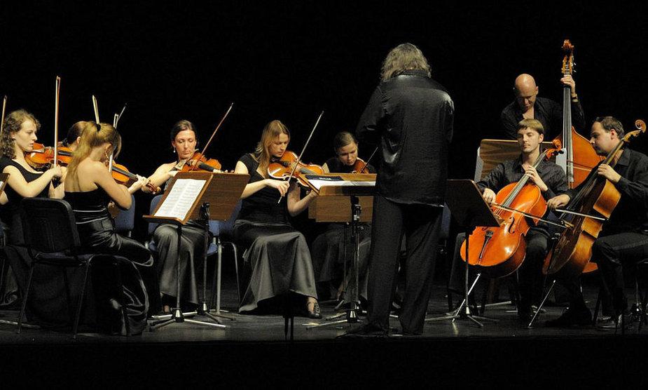 VDU Muzikos akademijos kamerinis orkestras