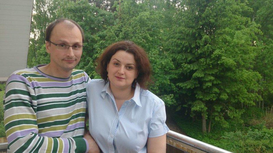 Ieva ir Kęstutis Drėgvos