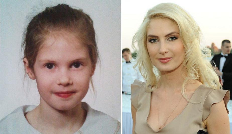 Kristina Ivanova – anksčiau ir dabar