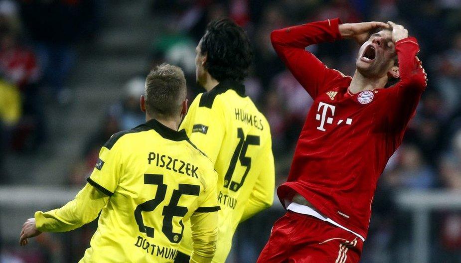 """Bayern"" – ""Borussia"""
