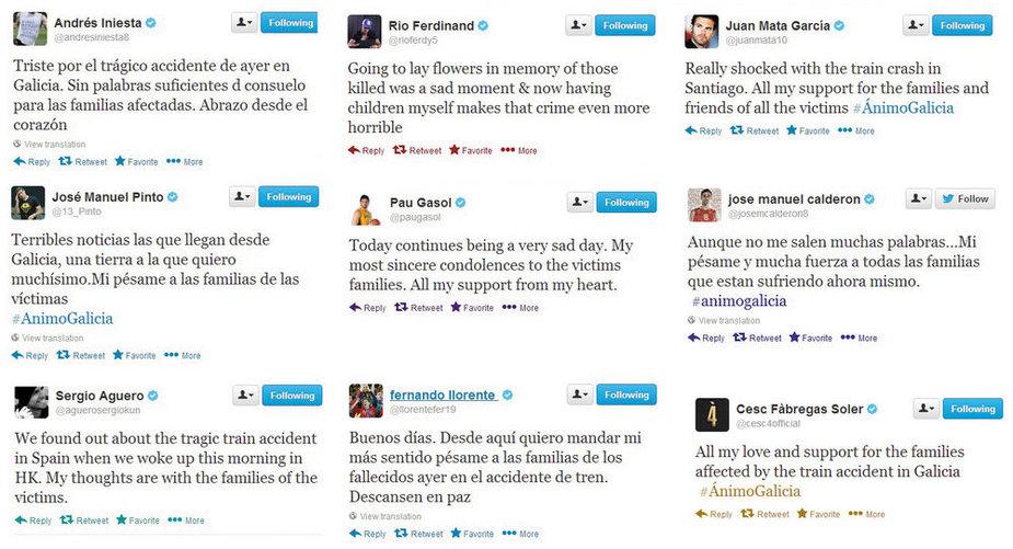 """Sportininkų užuojautos tragedijos aukoms """"Twitter"""" tinkle"""