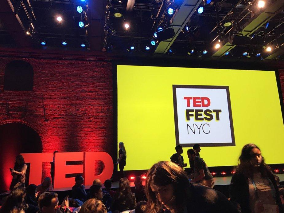 Organizatorių nuotr. /TEDFest konferencija
