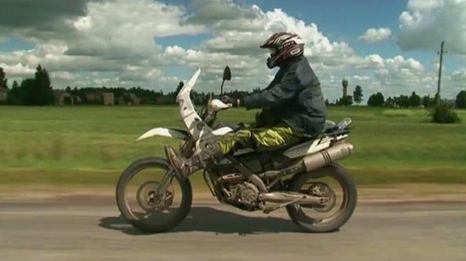 Motociklininkų žygis aplink Lietuvą