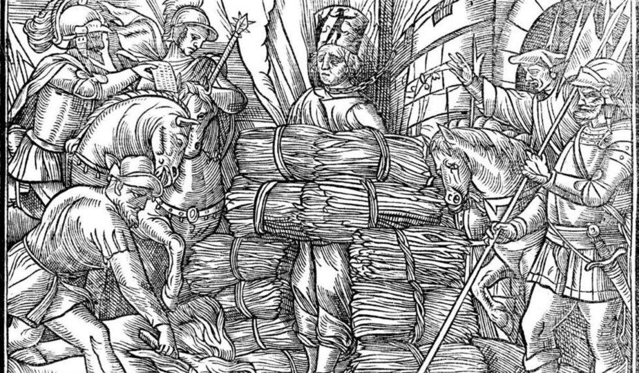 Kazimiero Liščinskio egzekucija