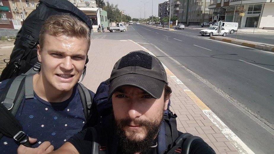 Paulius Ramanauskas ir Vidmantas Balkūnas