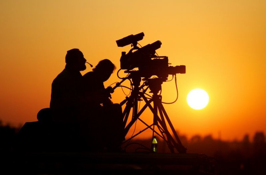Kino filmavimas
