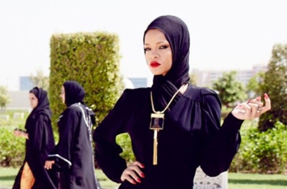 Rihanna Abu Dabyje
