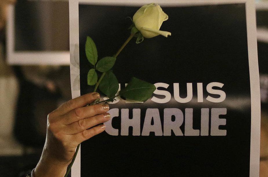 Solidarumo susibūrimas Prancūzijoje