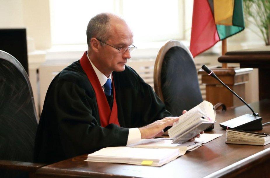Prokuroras Gintaras Jasaitis