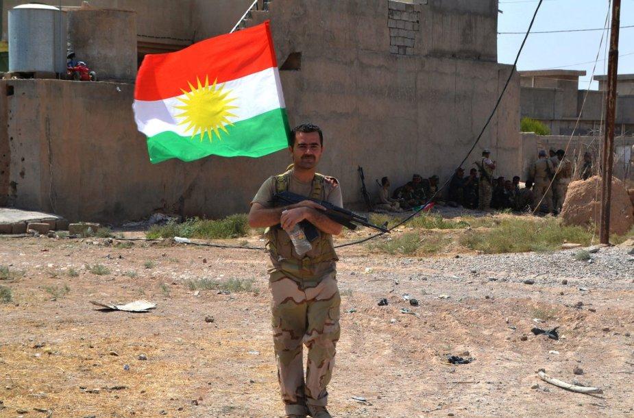 Kurdų kovotojas